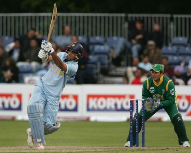 most sixes in cricket history list