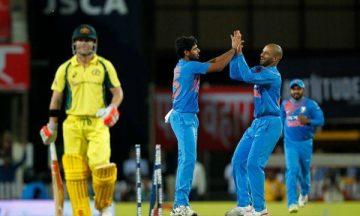 Australia vs India T20, Test Series Schedule