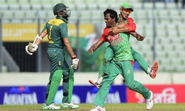 Bangladesh Tour of South Africa 2017 Schedule