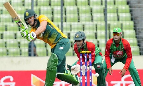 Bangladesh Tour of South Africa 2017. T20 ODI and Test