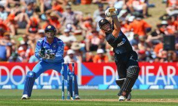 New Zealand Vs India ODI
