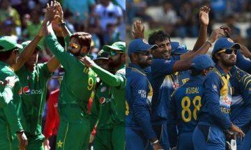 Pakistan vs Sri Lanka ODI Series 2017 Schedule