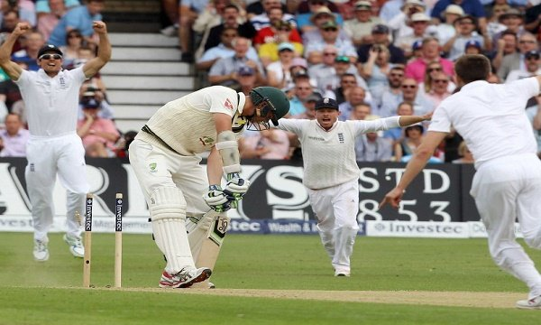 The Ashes Series 2017-18, Test Matches