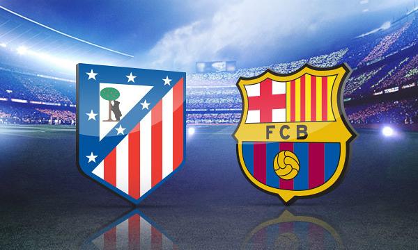Atletico Madrid vs Barcelona Live Streaming