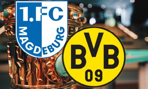 Borussia Dortmund vs 1. FC Magdeburg Live Streaming