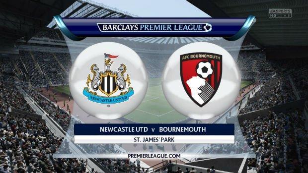 Newcastle United v AFC Bournemouth