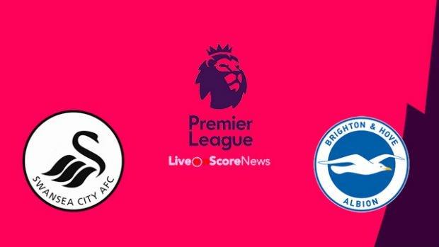 Swansea City v Brighton