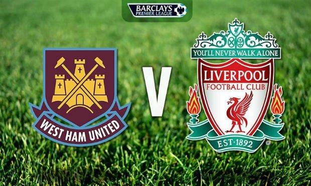West Ham United v Liverpool