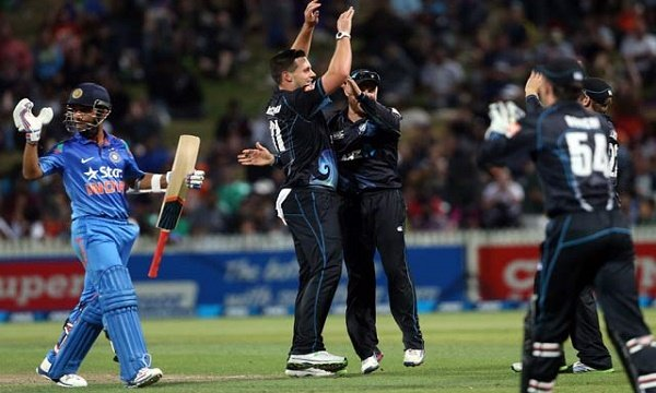 New Zealand Tour of India 2017, T20 and ODI
