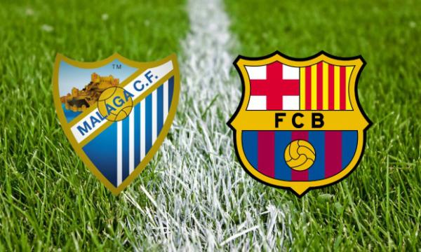 Malaga vs Barcelona Live Streaming