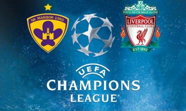 Maribor vs Liverpool Live Streaming