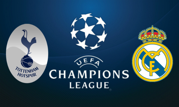 Tottenham Hotspur vs Real Madrid Live Streaming