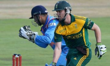 India Tour of South Africa