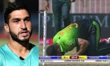 Usman Khan Shinwari vs Sri Lanka