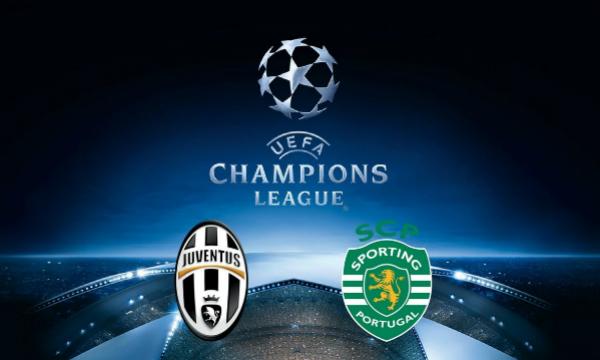 Juventus vs Sporting CP Live Streaming