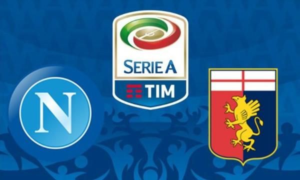 Napoli vs Genoa Live Streaming