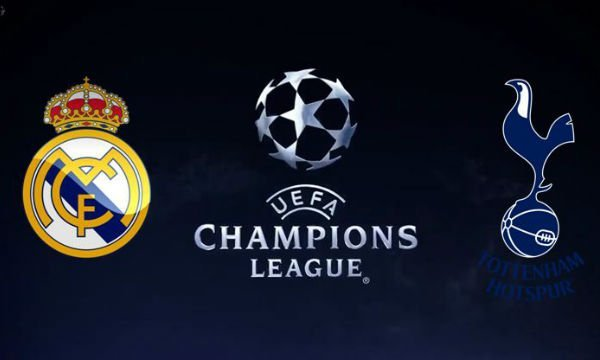 Real Madrid vs Tottenham Live Streaming
