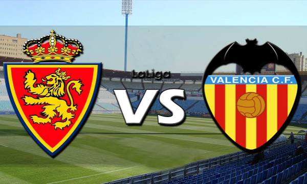 Valencia vs R. Zaragoza Live Streaming