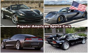 Popular American Sports Cars featured image