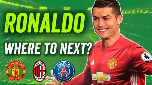 Cristiano Ronaldo asks Real Madrid for transfer
