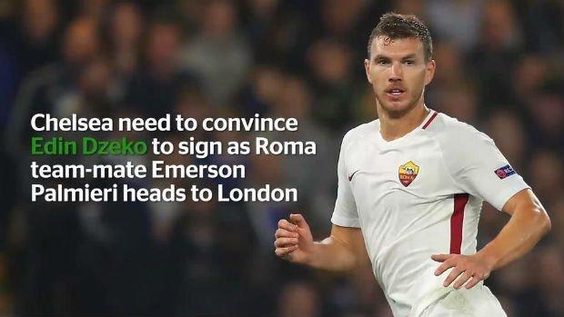 transfer target of Chelsea