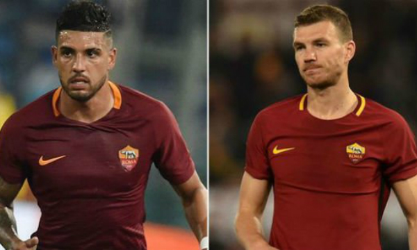 Roma's Dzeko And Palmieri Moving To Chelsea In A Deal