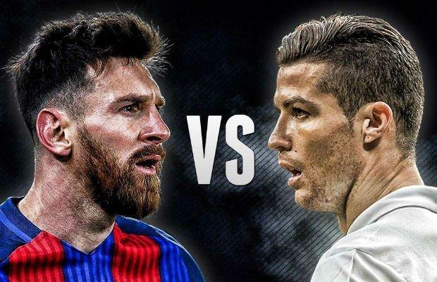 Ronaldo vs Messi debate
