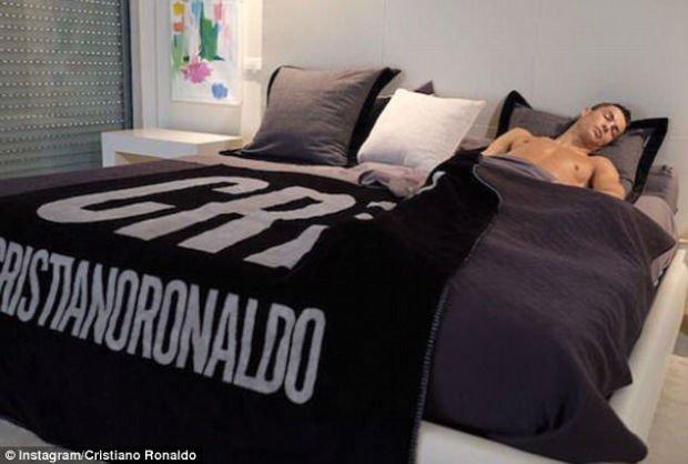 Mansion of Cristiano Ronaldo