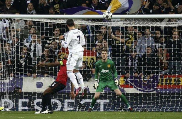 Cristiano Ronaldo informed Real about De Gea