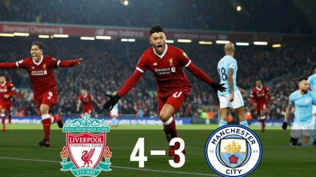 Liverpool made great statement