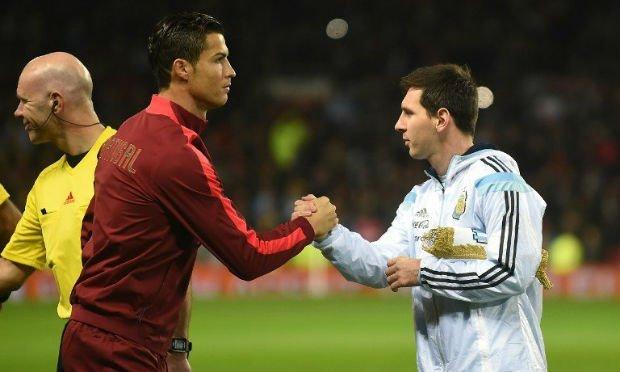 Lionel Messi informed about Cristiano Ronaldo