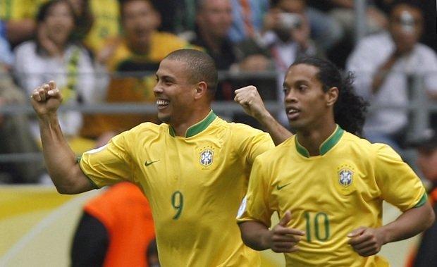 Ronaldinho Voted Greatest Brazilian Import of La Liga Ahead Ronaldo and Neymar