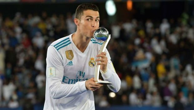 CR7 nominated for the Laureus World Sportsman of the Year award