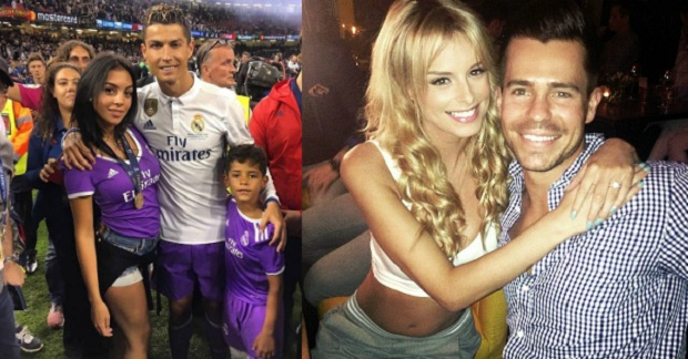 Ronaldo warned by Oliver Mellor against sending late-night texts to his fiancée Rhian Sugden