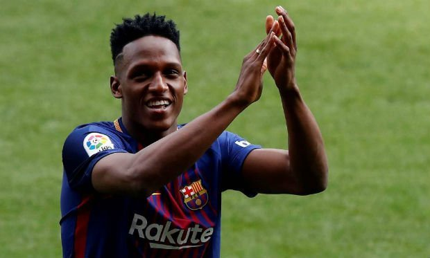 Barcelona January Transfer