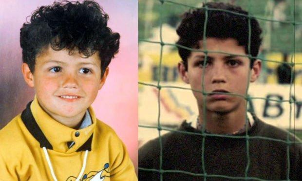 Cristiano Ronaldo Childhood