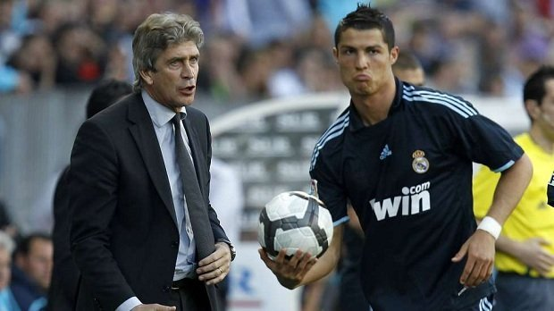 Former Real Madrid Manager supports same pay for CR7 and Messi