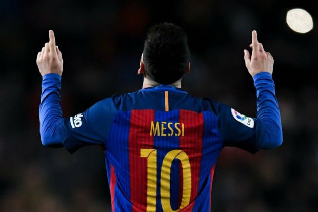 Lionel Messi Barcelona career
