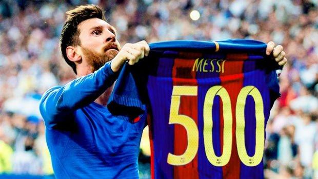 Leo Messi player profile