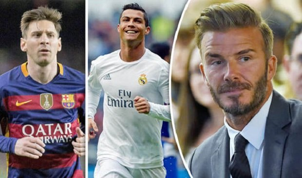 Messi or CR7 May Join MLS Team Owned by Beckham