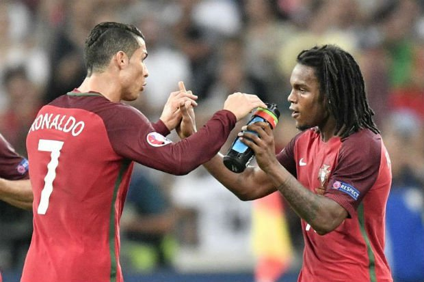 Personal honors of Renato Sanches