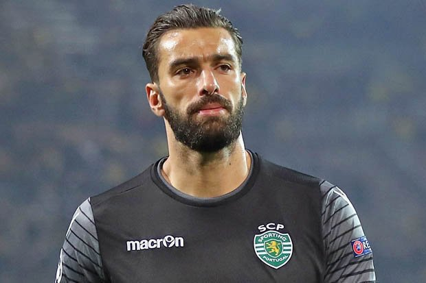 Rui Patricio Biography, Net Worth, Awards, Age and Many More