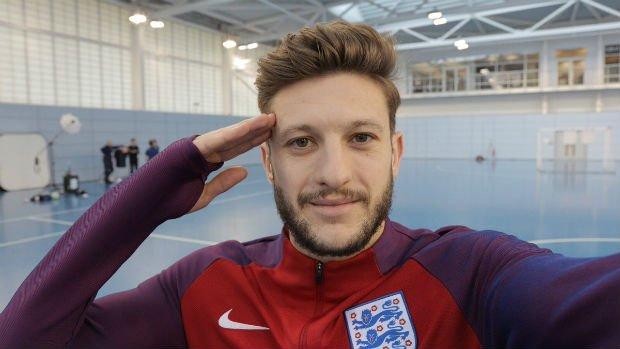 Adam Lallana Career for England team