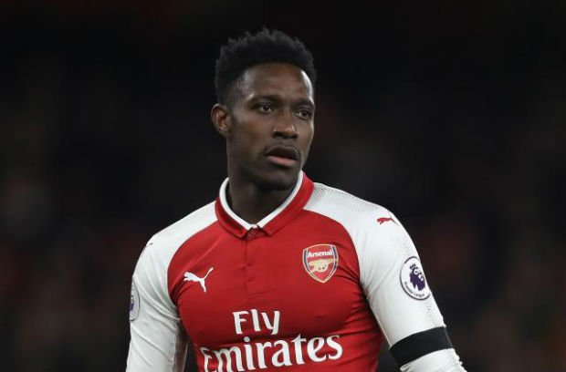 Detailed biography of Danny Welbeck
