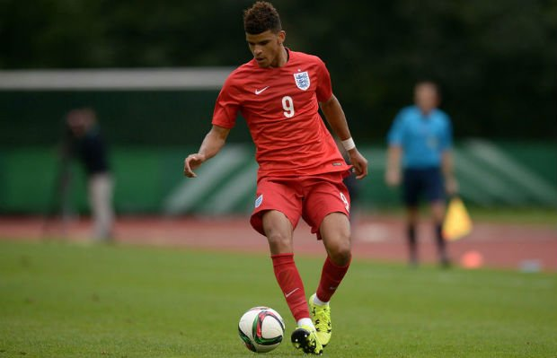 England youth and senior team career of Dominic Solanke