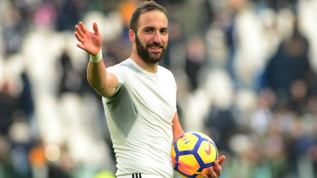 Full Club Career details of Gonzalo Higuaín