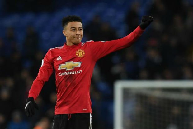 Full Biography of Jesse Lingard