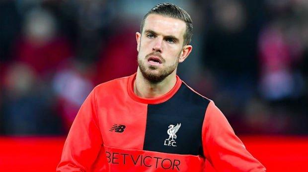 Premier League career of Jordan Henderson