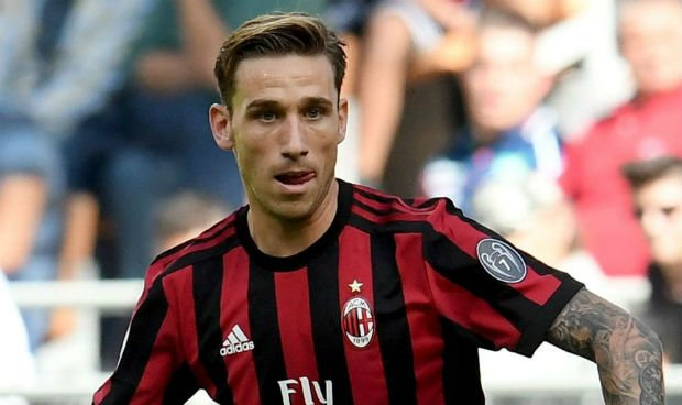 Full Club career details of Lucas Biglia