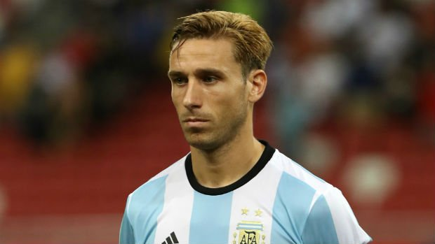 Argentina team career of Lucas Biglia